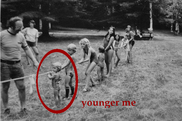 Letter to your Younger Self - younger-mary-1