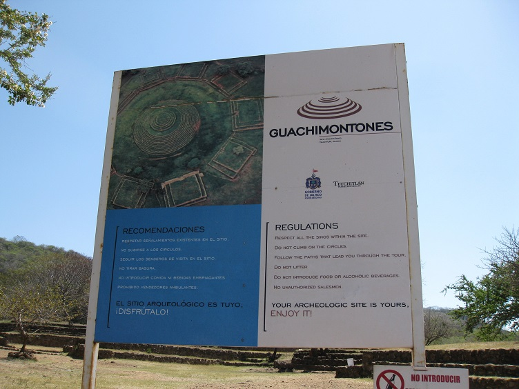 What Makes You Happy - Guachimontones Sign