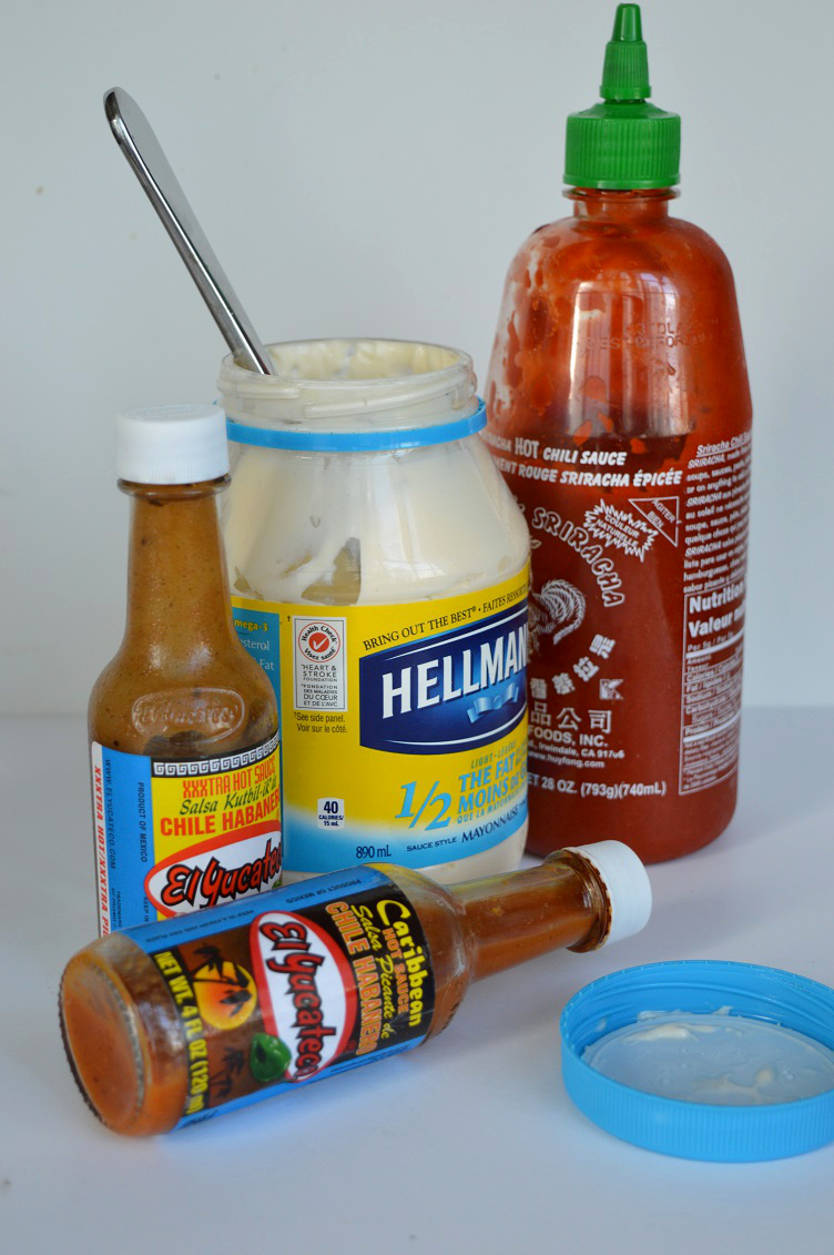 Your Pet Peeves - Mess of Condiments with hot sauce
